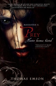 prey front